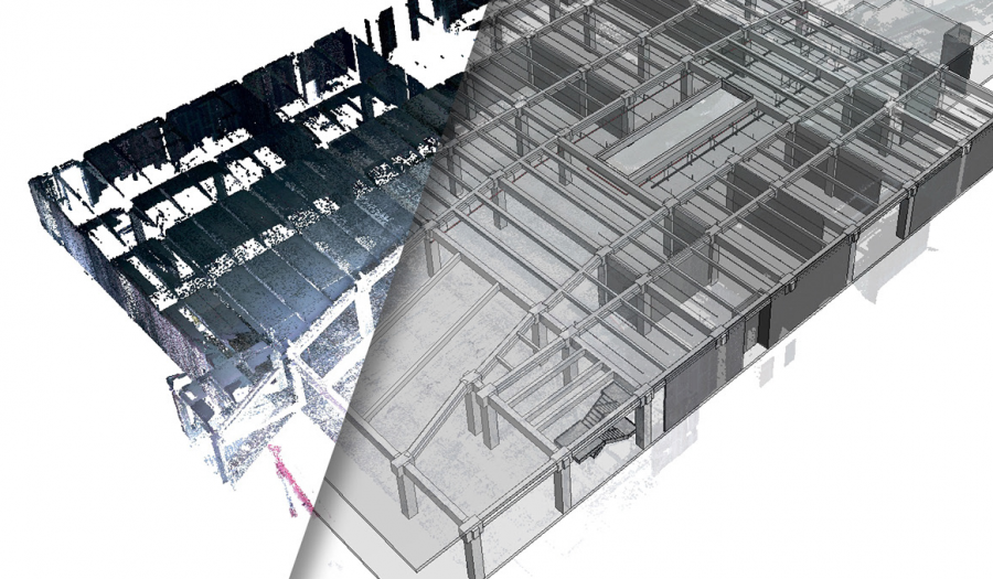 Modelare 3D BIM - Sibiu